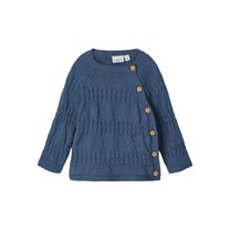 longsleeve Donallo knit ard china blue