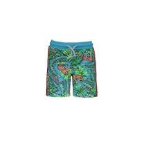 short with jungle aop tiger jungle