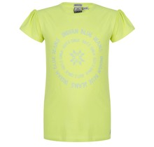 Indian Blue Jeans T-shirt indian lime