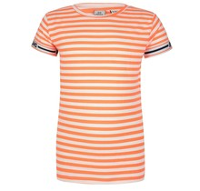 Indian Blue Jeans T-shirt tape striped