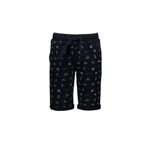 short aop summervibes navy