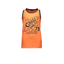 tanktop neon shocking orange