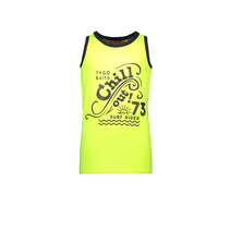 tanktop neon safety yellow