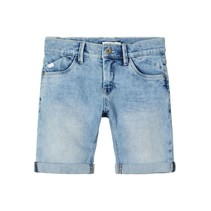 short Ryan Bance light blue denim
