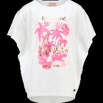 T-shirt Hanoeska real white