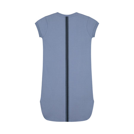 Levv Levv jurk Fabia stone blue