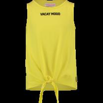 singlet Hilene lemon yellow