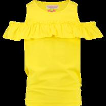 T-shirt Hesiene lemon yellow