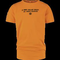 T-shirt Hyatso bright orange