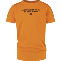 T-shirt Hyatso bright orange
