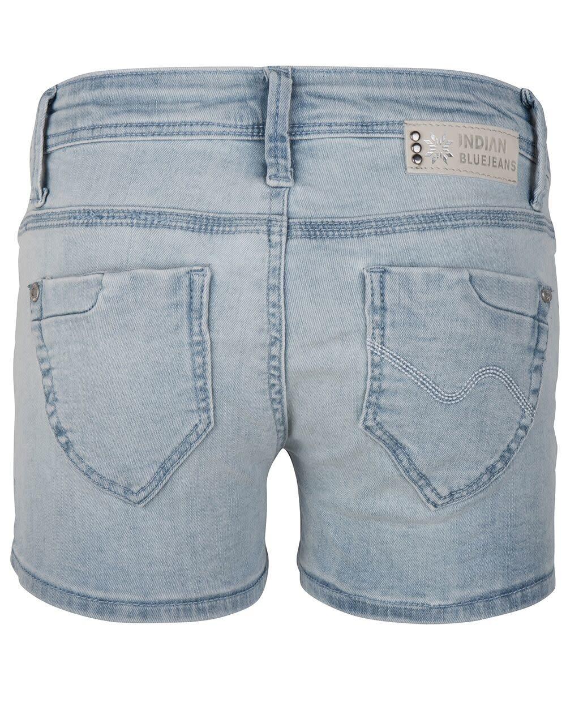 Indian Blue Jeans Indian Blue Jeans short light denim