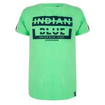 T-shirt retro sport island green