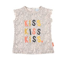 T-shirt Kiss Kiss offwhite - Kiss