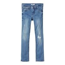 spijkerbroek Theo Tarhan light blue denim