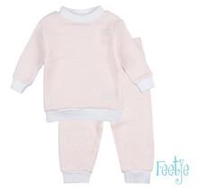 Feetje pyjama wafel kids Zalm