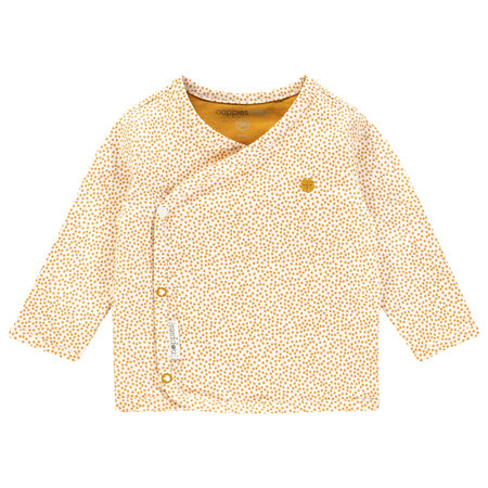 Noppies Noppies longsleeve Hannah honey yellow