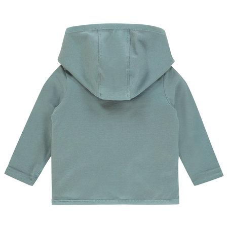 Noppies Noppies vestje Haye grey mint