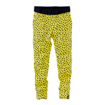 legging Barbara lovely lemon/leopard