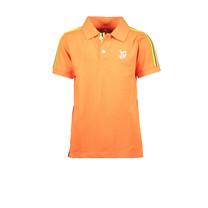 polo neon shocking orange