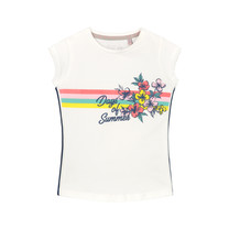 T-shirt Alfje white