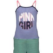 B.Nosy jumpsuit beach stripe small stripe princess