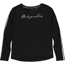 longsleeve Beatrice black