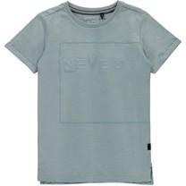 T-shirt Blain dusty blue