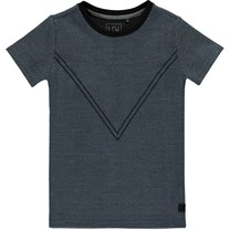 T-shirt Bing dusty blue