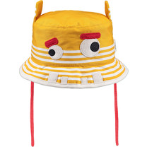 buckethat Hippo yellow size 47