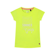 T-shirt Atonia neon yellow