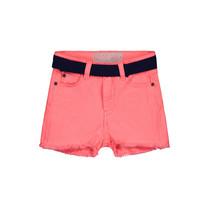 short Axcela neon pink