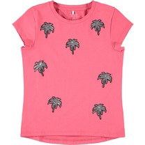 T-shirt Jamia calypso coral