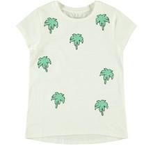 Name It T-shirt Jamia bright white