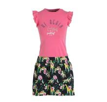 Quapi jurk Weike hot pink