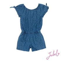 jumpsuit aop blue denim - Summer Denims