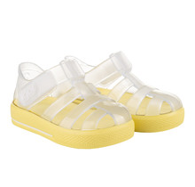 Igor waterschoenen star brillo transparant amarillo