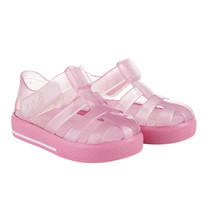 waterschoenen star brillo rosa