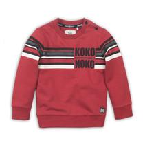 jongens trui red