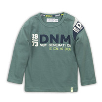 jongens longsleeve dusty green