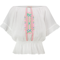 T-shirt Linsey real white