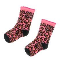 meisjes sokjes roze - Animal Attitude