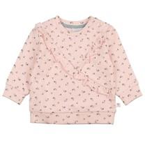 meisjes trui roze - Love Made Me