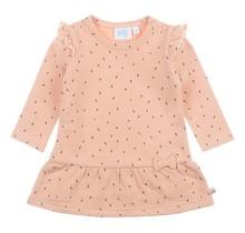 Feetje jurk roze - Little and Loved