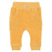 jongens broek geel - Dino