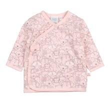 Feetje meisjes overslagshirt roze - We Are Family Girls