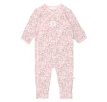 Feetje meisjes boxpak omslagvoet roze - We Are Family Girls