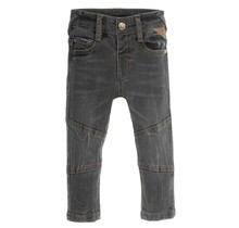 Feetje jongens spijkerbroek slim fit grey denim - winter denims