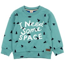 trui I need jade groen - Spacelab