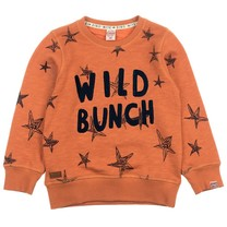 trui wild bunch brique - Dino-mite