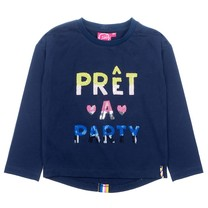 crop top marine - Pret-A-Party